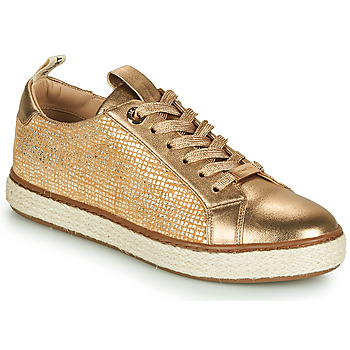 Zapatos Mujer Zapatillas bajas JB Martin 1INAYA Oro