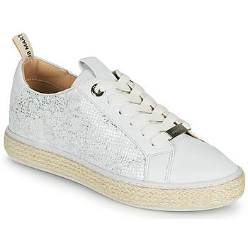 Zapatos Mujer Zapatillas bajas JB Martin 1INAYA Blanco
