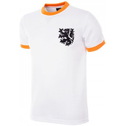 textil Hombre Tops y Camisetas Copa Holland World Cup Away 1978 Retro Football Shirt White