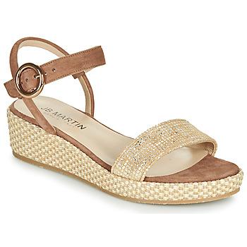 Zapatos Mujer Sandalias JB Martin 1JADENA Marrón