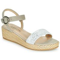 Zapatos Mujer Sandalias JB Martin 1JADENA Blanco