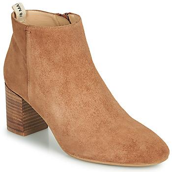 Zapatos Mujer Botas urbanas JB Martin 3ALIZE Marrón