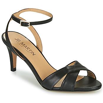 Zapatos Niña Sandalias JB Martin POETIE Negro