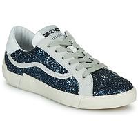 Zapatos Mujer Zapatillas bajas Meline NKC1395 Marino
