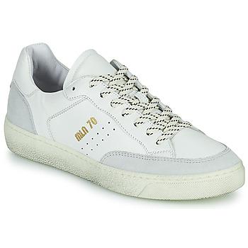 Zapatos Mujer Zapatillas bajas Meline CAR140 Blanco