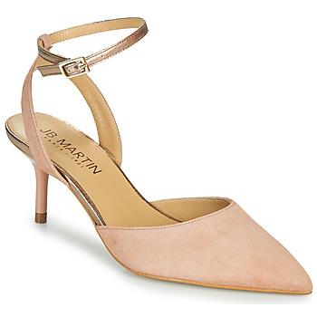 Zapatos Niña Sandalias JB Martin TWISTO Marrón