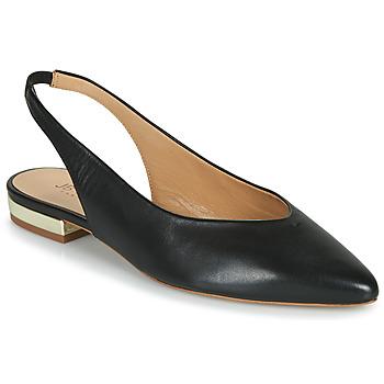 Zapatos Niña Bailarinas-manoletinas JB Martin VELANI Negro