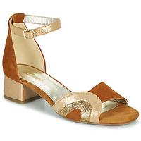 Zapatos Mujer Sandalias Sweet CHINOS Camel