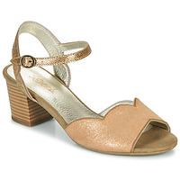 Zapatos Mujer Sandalias Sweet GOLFE Oro