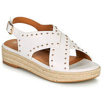 Zapatos Mujer Sandalias The Divine Factory LS1802J Blanco
