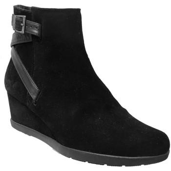 Zapatos Mujer Botines Brenda Zaro FZ1112 negro