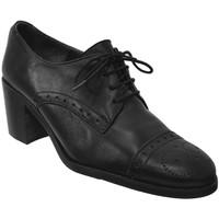 Zapatos Mujer Derbie Folies NERETA Cuero negro