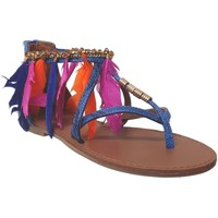 Zapatos Mujer Sandalias Metamorf'Ose TADLOC azul