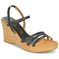 Zapatos Mujer Sandalias Unisa RENERA Negro