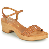 Zapatos Mujer Sandalias Unisa ILOBI Camel