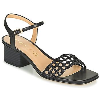 Zapatos Mujer Sandalias Unisa KEMPIS Negro