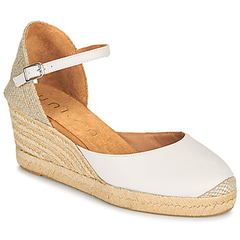Zapatos Mujer Sandalias Unisa CACERES Blanco