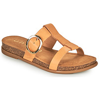 Zapatos Mujer Zuecos (Mules) Unisa CIVETA Camel