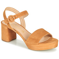 Zapatos Mujer Sandalias Unisa NENES Camel