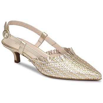Zapatos Mujer Zapatos de tacón Fericelli JOLOIE Oro