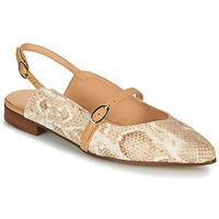 Zapatos Mujer Bailarinas-manoletinas Fericelli SUSANNA Blanco