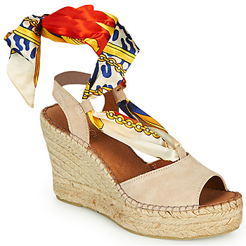 Zapatos Mujer Sandalias Fericelli SERRAJE Beige