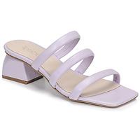 Zapatos Mujer Zuecos (Mules) Fericelli TIBET Violeta