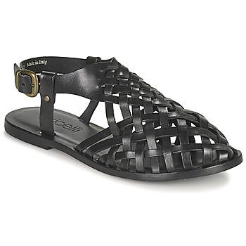 Zapatos Mujer Sandalias Fericelli ONUOVO Negro