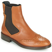 Zapatos Mujer Botas de caña baja Fericelli CRISTAL Camel