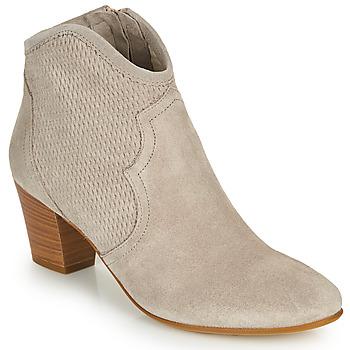 Zapatos Mujer Botines Fericelli CROSTA Camel