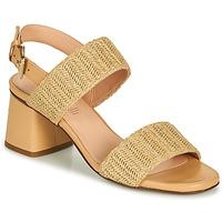 Zapatos Mujer Sandalias Fericelli MARRAK Beige