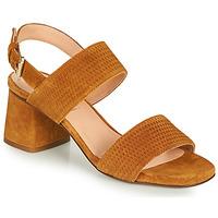 Zapatos Mujer Sandalias Fericelli MARRAK Camel