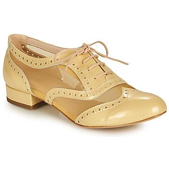 Zapatos Mujer Richelieu Fericelli ABIAJE Amarillo
