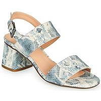 Zapatos Mujer Sandalias Fericelli MARRAK Azul