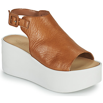 Zapatos Mujer Sandalias Sweet Lemon PYTON Marrón