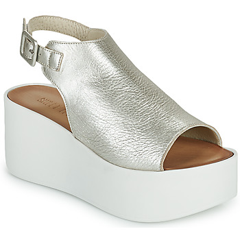 Zapatos Mujer Sandalias Sweet Lemon PYTON Plata