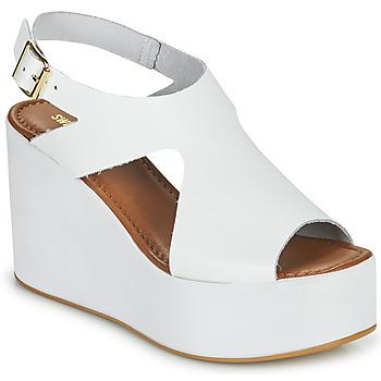 Zapatos Mujer Sandalias Sweet Lemon IJOX Blanco