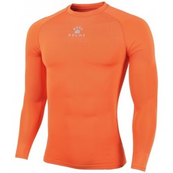 textil Hombre Camisetas manga larga Kelme CAMISETA TÉRMICA M/L Naranja