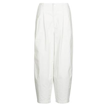 textil Mujer Pantalones con 5 bolsillos Levi's CRISP TWILL TOFU Beige
