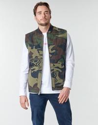 textil Hombre cazadoras Levi's BIXBITE DEMITASSE Kaki