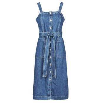 textil Mujer Vestidos cortos Levi's OUT OF THE BLUE X Azul