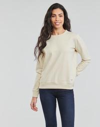 textil Mujer Sudaderas Lee SUSTAINABLE SWS ECRU MELE Blanco