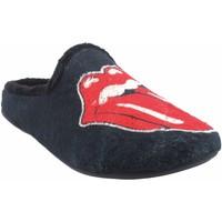 Zapatos Hombre Pantuflas Vulca Bicha Ir por casa caballero  1826 ne.roj Rojo