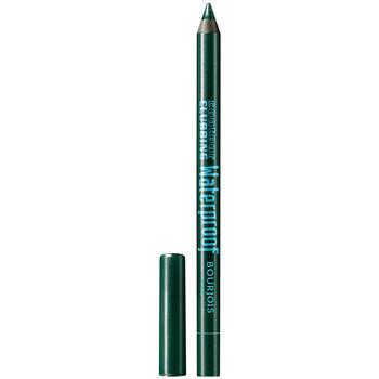 Belleza Mujer Lápiz de ojos Bourjois Contour Clubbing Waterproof Eyeliner 70-green Comes True