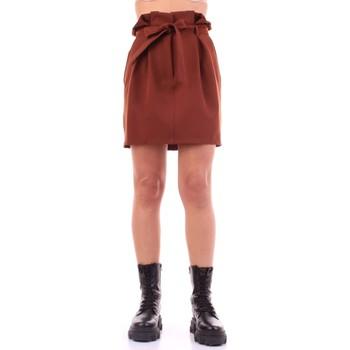 textil Mujer Faldas Denny Rose 021DD70020 marrón