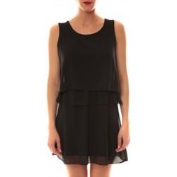textil Mujer Vestidos cortos La Vitrine De La Mode Robe TROIS By La Vitrine Noire Negro