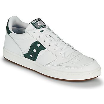 Zapatos Hombre Zapatillas bajas Saucony JAZZ COURT Blanco / Verde
