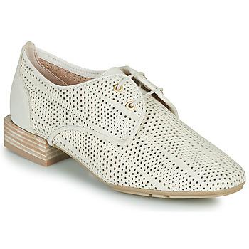 Zapatos Mujer Derbie Hispanitas ELY Beige