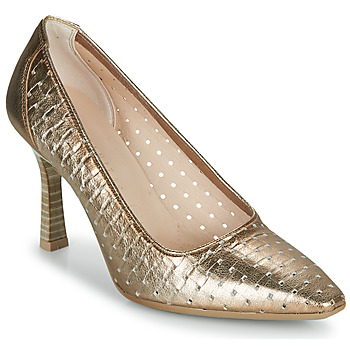 Zapatos Mujer Zapatos de tacón Hispanitas FRIDA-7 Oro