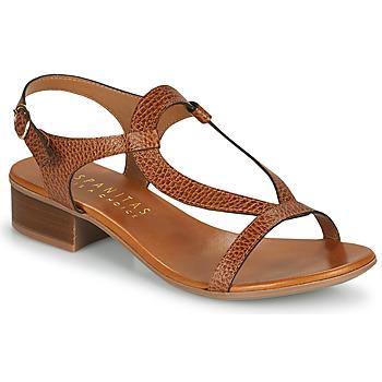 Zapatos Mujer Sandalias Hispanitas LOLA Marrón